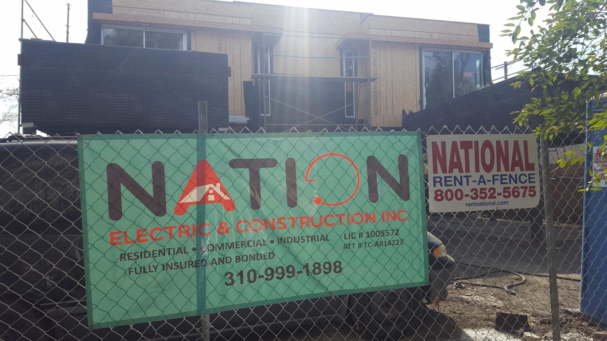 Electrical Work Gallery Nation Electric Amp Construction Inc
